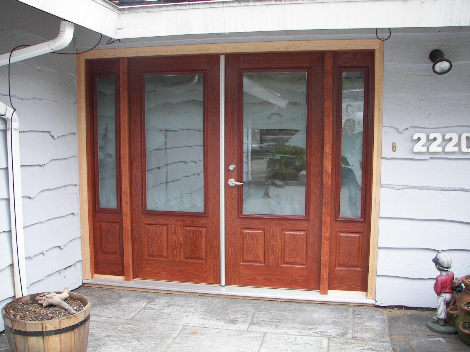 Fibreglass doors and sidelights & Doors | Steve Nicholson Doors