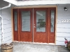 Fibreglass doors and sidelights